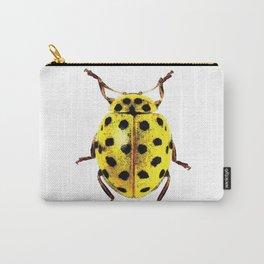 Insecte jaune et noir colors fashion Jacob's Paris Carry-All Pouch