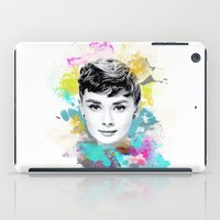 audrey iPad Cases featuring Audrey by Featured Interiors