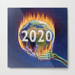 Damnation 2020 Metal Print