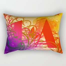 1A Rectangular Pillow