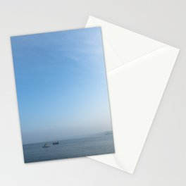 Calm, Newquay, Cornwall Stationery Cards