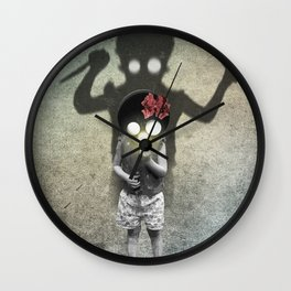 la luz que me traiciono... Wall Clock
