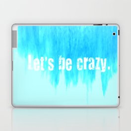NEW Ombre - Blue - I Want Crazy - Hunter Hayes Laptop & iPad Skin