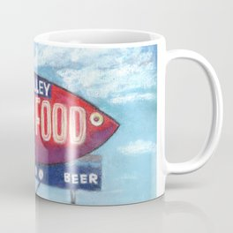 The Galley Coffee Mug