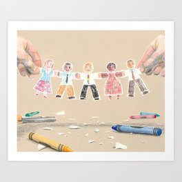 You Are My People Art Print