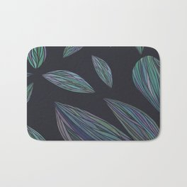 RAINBOW LEAVES Bath Mat