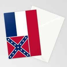 State Flag of Mississippi Stationery Cards