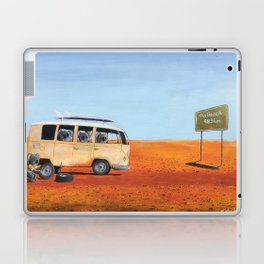 Going to the Beach Laptop & iPad Skin