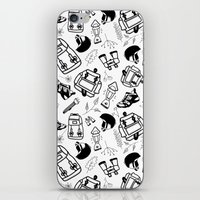 outdoor iPhone & iPod Skins featuring Outdoor by JocoLab