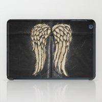 daryl dixon iPad Cases featuring Daryl Dixon Team. ‹(-- by Emiliano Morciano (Ateyo)