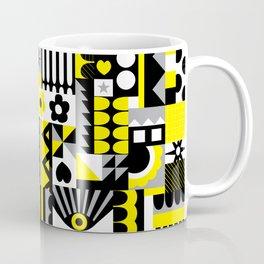 Geo mess Coffee Mug