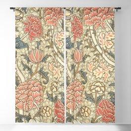 """William Morris """"Cray"""" 1. Blackout Curtain"""
