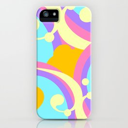 Butterfly Hymnal iPhone Case