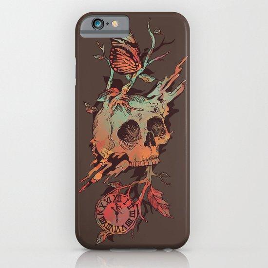 Mors et Natura iPhone & iPod Case