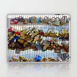 love locks Laptop & iPad Skin