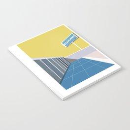 Ruscha Notebook