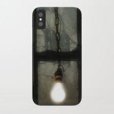 Light In The Window iPhone X Slim Case