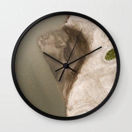 """""""Kanaal"""" 6/7 (2018) Wall Clock"""