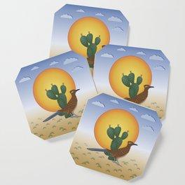 Soul of the Southwest - Roadrunner in the Desert Coaster