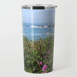 Beautiful North California Coast Travel Mug
