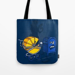 Sending it back Tote Bag