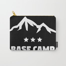 Mount Everst Base Camp Carry-All Pouch