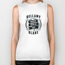 The 100, Bellamy Blake Biker Tank
