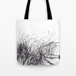 Sound of Longing (Intuitive Sound Scribble #3) Tote Bag