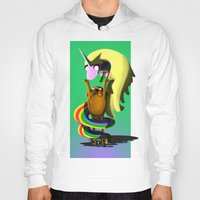 jake Hoodies featuring Jake & Lady by Joshua M. Rhodes III