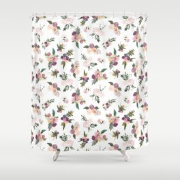Bouquets of Abundance Shower Curtain