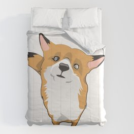 Cuty Fox Comforters