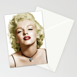 Marilyn 2 Stationery Cards