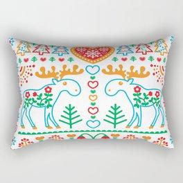 Amoosingly Simple Rectangular Pillow
