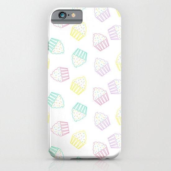 pastel cupcakes  iPhone & iPod Case