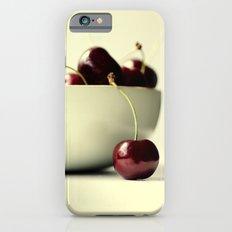 cherries iPhone 6s Slim Case