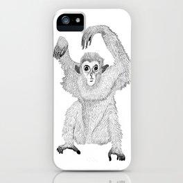 Orson Gibbon iPhone Case