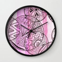 Teji Wall Clock