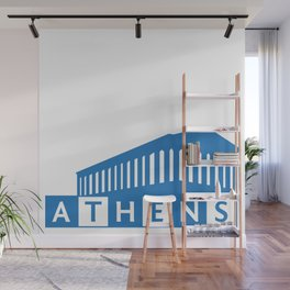 Athens Wall Mural