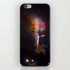 Fireworks I iPhone & iPod Skin