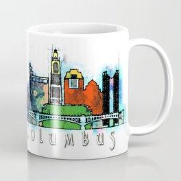 Columbus souvenir, Ohio Coffee Mug