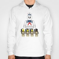 ghostbusters Hoodies featuring Ghostbusters  by AWOwens