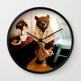 Time for a Cuppa! Wall Clock