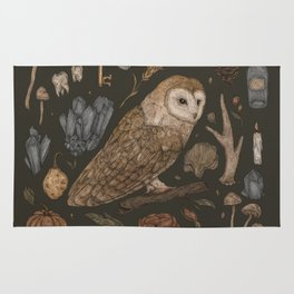 Harvest Owl Rug