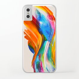 °untitled° Clear iPhone Case