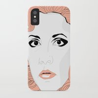 stevie nicks iPhone & iPod Cases featuring Stevie by IN SEARCH OF GOOD THINGS