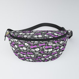 Girls rally pigs Fanny Pack