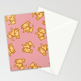 Yellow Labs! Stationery Cards