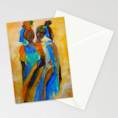 African costumes Stationery Cards