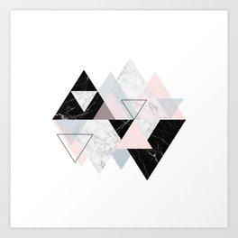 TileGlam Art Print