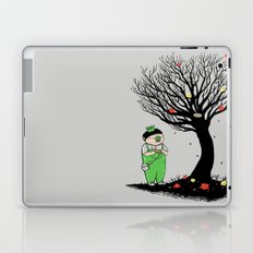 The Egg Collector Laptop & iPad Skin